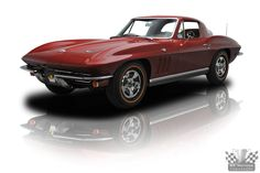 1967 Corvette Stingray -Dad's first car when he was 15. Bought it with his hard earned money :) LUCKY!