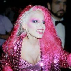 Dale Bozzio 80s makeup