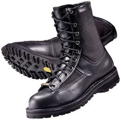 Vintage Heavy Duty Original Danner Leather Work Boots | Boots ...