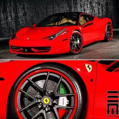 Dream Car - Ferrari 548 Italia