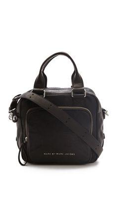 Marc by Marc Jacobs Maverick Blizzard Bag  I wish!!!!!