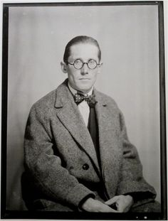 Le Corbusier by Man Ray
