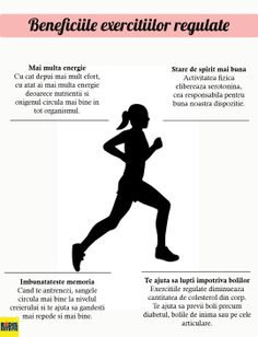 Beneficiile exercitiilor regulate Sport Motivation, Stay Fit, Healthy Lifestyle, Health Fitness, Gym, Running, Tips, Sports, Massage