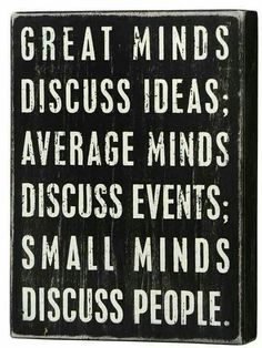 3 types of minds