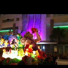 MOT Parade Mardi Gras 2012 Mobile Al.
