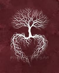 Image result for tree roots tattoos
