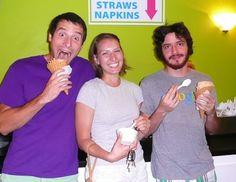 Hartzell's Ice Cream Bloomington Indiana