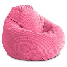 Circo Bean Bag Chair Pink Corduroy Target Melina S