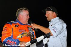 Two things have been constant in 2014 at Bennett Chevrolet Flamboro Speedway