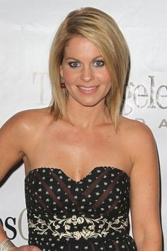 Image detail for -Candace Cameron Bure attends the Home For The Holidays in Los Angeles ...