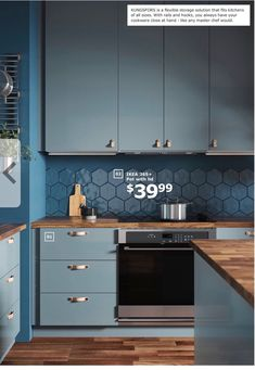 IKEA furniture and home accessories are practical, well designed and affordable. Here you can find your local IKEA website and more about the IKEA business idea. Home Decor Kitchen, Kitchen Furniture, New Kitchen, Home Kitchens, Ikea Kitchens, Furniture Nyc, Furniture Stores, Cheap Furniture, Boho Kitchen