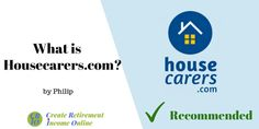 What is Housecarers.com? - A House Sitter's Review House Sitting, Pet Sitting, Animal House, Home Free, Ways To Save, Stress, Connect, October, United States