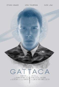 Gattaca (Invalid edition), by Greg Ruth #gregruth #gattacaprint
