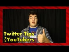 Twitter Tips For YouTubers - Search For People Sharing Videos Ep. 6