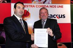 Perú Gourmand: Alianza estratégica: Convenio Backus y Apega