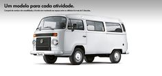 VW Bus brand new from Brazil  Long drive up!
