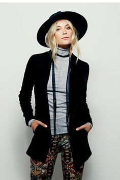 The once accessory you need this season is... // Chan Luu Seven Wonders Skinny Scarf at Free People Clothing Boutique