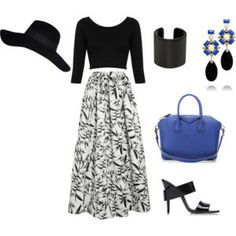 Make a Statement- Shop the look on Stylabl.com