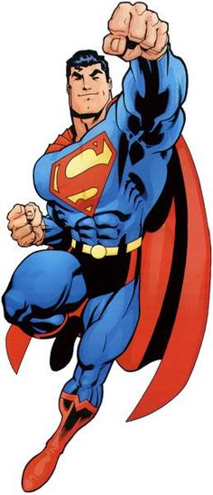 """COMIC: """"Superman"""" Ed McGuinness _____________________________ Reposted by Dr. Veronica Lee, DNP (Depew/Buffalo, NY, US)"""