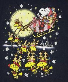 Santa Snoopy...HO HO HO!!