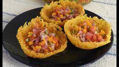 Puerto Rican Appetizers, Puerto Rican Recipes, My Colombian Recipes, Colombian Food, Vegetarian Recipes, Cooking Recipes, Healthy Recipes, Shrimp Salad Recipes, Dominican Food
