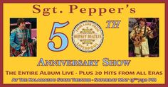 Upcoming Events – The Mersey Beatles Four Lads From Liverpool – Sgt. Pepper's 50th Anniversary Show – Kalamazoo State Theatre
