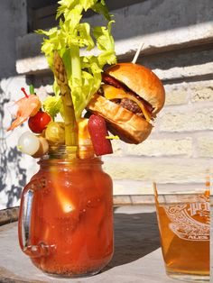 New Bloody Mary Recipes - Cooking And Decorating Ideas 2013 - Redbook