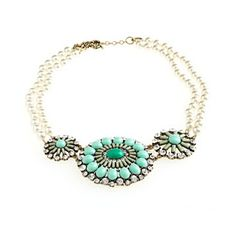 Another fabulous J Crew statement necklace!