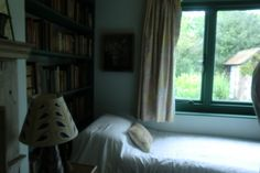 Woolf's bedroom at Monk's House