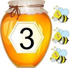 Learning Numbers Preschool, Preschool Classroom Decor, Numbers Kindergarten, Kindergarten Learning, Classroom Themes, Math For Kids, Fun Activities For Kids, Preschool Activities, Kindergarten Coloring Pages