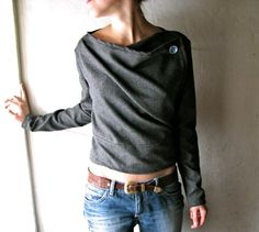 Sweater - and one of my favorite etsy shops!