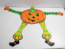 1970's halloween decorations - totally remember this one as a kid!