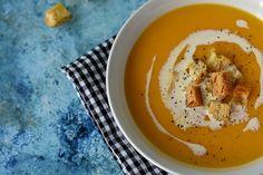 Supa crema de dovleac - Bucătăria Urecheatei