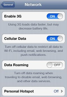 tracking data usage verizon iphone