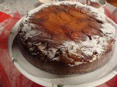 Recetas   Torta invertida de manzanas  