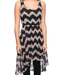 Chevron Dress <3