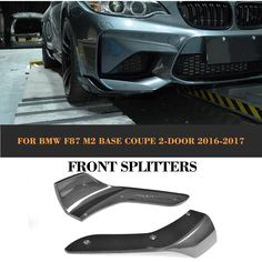 Get Discount Carbon Fiber Car Aprons Front Bumper Splitters Lip Flaps Cupwings for BMW Coupe 2 Door 2016 2017 Bmw Accessories, Bmw M2, Bmw Parts, Carbon Fiber, Car Car, Aprons, Base, Products, Cutaway