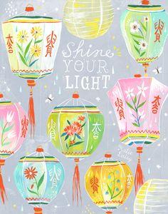 Light Art, Daisy Art, Posca Art, Lake Pictures, Shine Your Light, Acrylic Artwork, Decoration Design, Email Design, Illustration Art