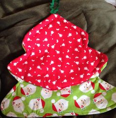 Fun Holiday inspired Christmas Tree by PDXHandmadeVintage on Etsy, $6.50