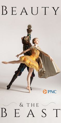 Beauty and The Beast | Pittsburgh Ballet Theatre Feb. 6-15, 2015