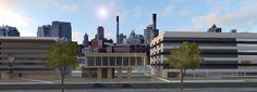 office building   #city  #su #v_ray  #ps
