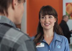 Lily Girl From AT&T   see her on the at t commercial all the time and thinking she s ...