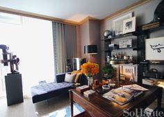 Kips Bay Decorator Show House 2012: A Look Inside My Favorite Rooms  Gentleman's Study by David Scott