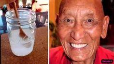 Você sabe porque os monges tibetanos tem dentes brancos e fortes?