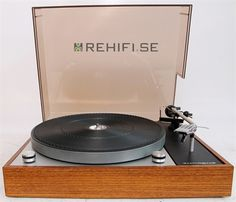 Vinyl Record Player, Vinyl Records, Turntable, Manual, Audio, Vintage, Record Player, Primitive