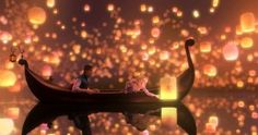 Tangled .. poster for room