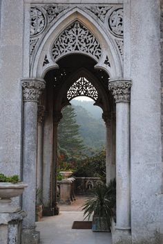 Sintra, Portugal. Oh I'm sorry, I didn't know Rivendell was in Portugal.