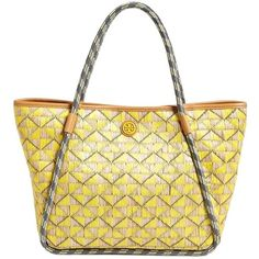 092d5a8760d05 The Tory Burch Small Mosaic W  Tb Gift Receipt Multi-color Straw and Leather  Tote is a top 10 member favorite on Tradesy.