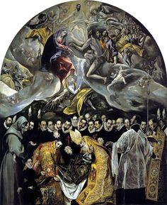 Entierro del Conde Orgaz (El Greco)