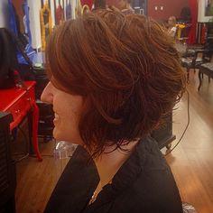 Redhead Effect by Wal Silva #circushair #circuspamplona #hair #color #cut #redhead #ruivo #fashion #style